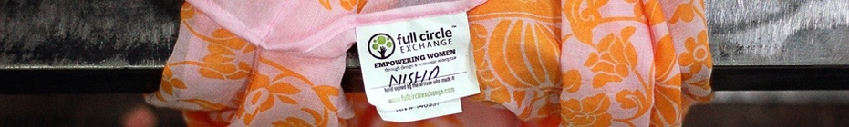 LiveRez for Full Circle Exchange - Empowering Women to Rise above Poverty banner