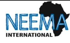 2nd Annual Uhuru for Education Charity Climb banner