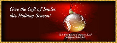 Christmas Giving Campaign banner