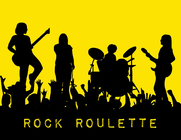 GRNC's 1st Annual ROCK ROULETTE! banner