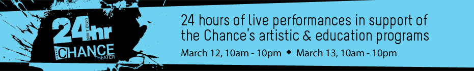 24hr Chance-a-thon 2016 banner