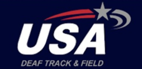 USA DEAF TRACK & FIELD TEAM banner