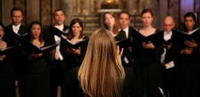 New York City Master Chorale banner