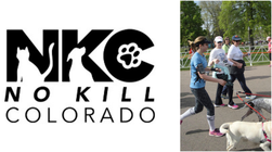 NO KILL COLORADO Runs to Save Animals banner