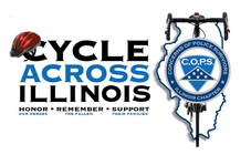 2016 Cycle Across Illinois banner