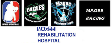 Magee Wheelchair Sports banner