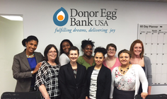 Donor Egg Bank USA banner