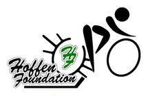 Hoffen Foundation Bike Team banner