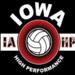 2016 Iowa High Performance Volleyball Team