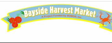 Bayside Harvest Market / Crisfield Community Garden banner