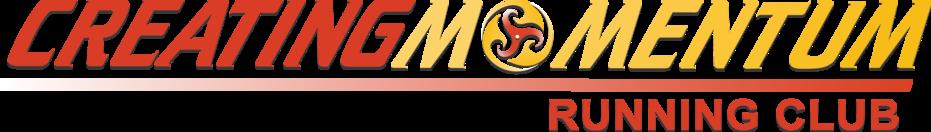 Creating Momentum Running Club banner