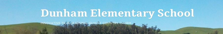 Dunham banner