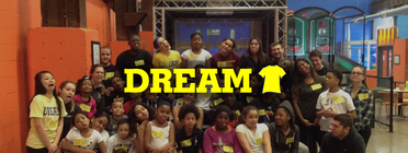 Madison Park DREAM Holiday Drive banner