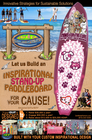 Inspirational Stand Up Paddlboard (iSUP) banner