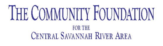 Size 550x415 logo for the community foundation for the csra