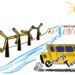 One of our logos represents a field trip idea.