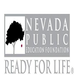 Nevada Public Education Foundation is the only statewide education Foundation in Nevada serving 17 counties.