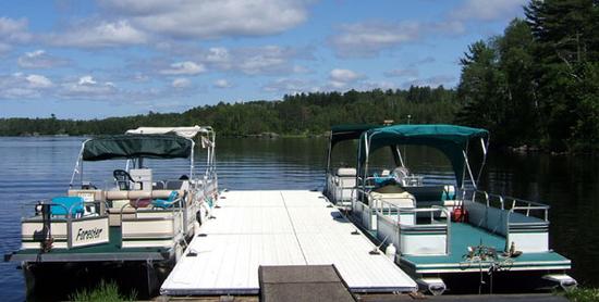 Size 550x415 pontoons %26 new dock