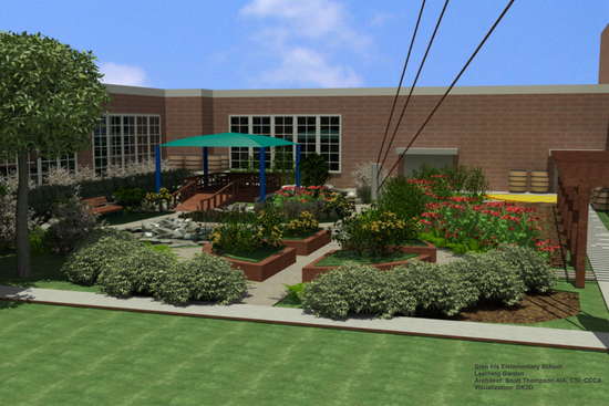 Size 550x415 rendering of learning garden 092911
