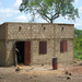 First classroom constructed in Napenkara, part of 5-grade school plan