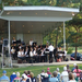 Lincoln Municipal Band in concert, Antelope Park
