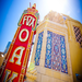 The Fox Oakland marquee.