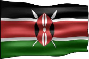 Size 550x415 kenya flag