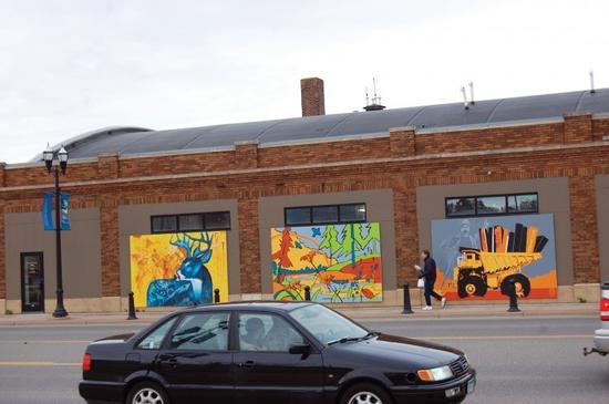 Size 550x415 murals