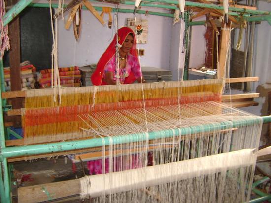 Size 550x415 weaving