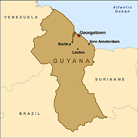 Size 550x415 map guyana