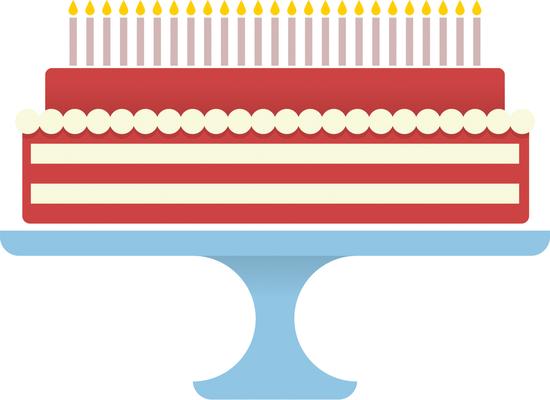Size 550x415 cake