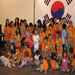 Korean adoptees of all ages enjoying each other at Camp Rice.