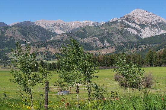 Size 550x415 montana mountains