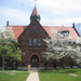 Clapp Memorial Library, dedicated June 30, 1887