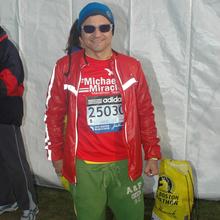 Marcos de Sa 2014 Boston Marathon