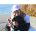Michelle Kuemper fundraising for HOMEWARD BOUND RESCUE - Fast and the Furry 2014