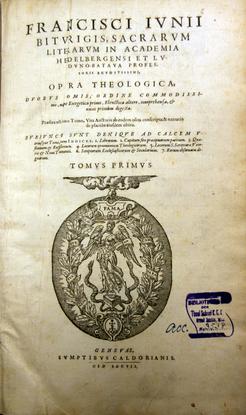 Size 550x415 junius f   opera theologica 1607 v01