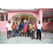 Teachers and Staff of Lekòl Vizyon Modèn (LVM), GEP's teacher training lab school in La Plaine, Haiti