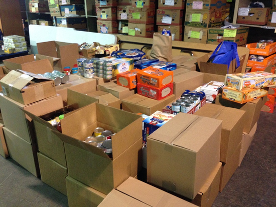 Size 550x415 holy trinity yearly food drive 2014