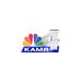 Jackie Kingston - KAMR NBC-4 Roof Top Drop 2014