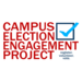 Campus Election Engagement Project--Donations doubled through the 2014 election to engage students in America's elections. Donation through box at right