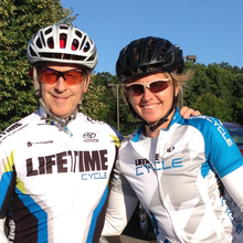 Mark & Beth Dean fundraising for 2014 Thrivent Tour