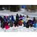 Future big mountain rippers or casual skiers? Girl Scouts learning how to have fun and stay safe in the snow