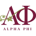 Alpha Phi for Sweetheart Week
