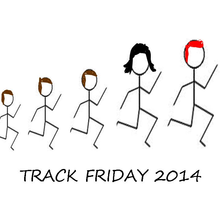 Track Friday 2014 - For MSF's Ebola Response