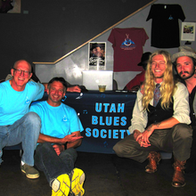 UTAH BLUES SOCIETY
