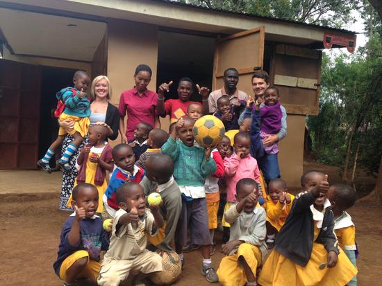 Kili Hike For Hope Kids
