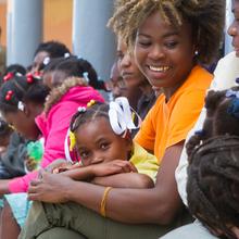 Yanney Runs 100 Miles for Worldwide Orphans