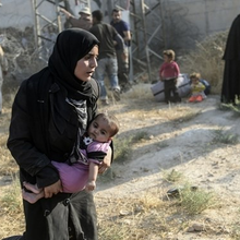 Emergency Campaign for Refugees from Tal Abyad