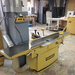 Large jointer for the wood shop